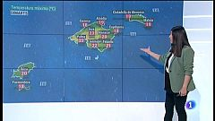 El temps a les Illes Balears - 29/03/21