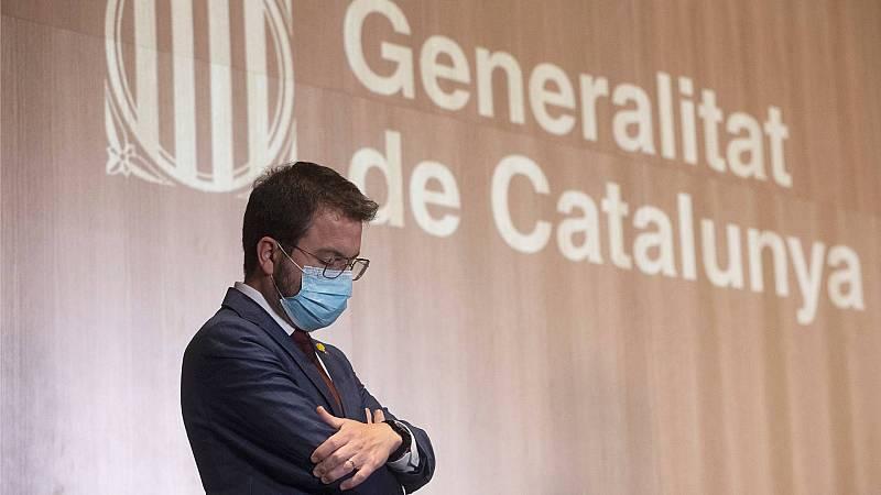 Junts se abstendrá de nuevo en la investidura de Aragonès