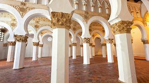 Monumentos sagrados: Del templo a las sinagogas