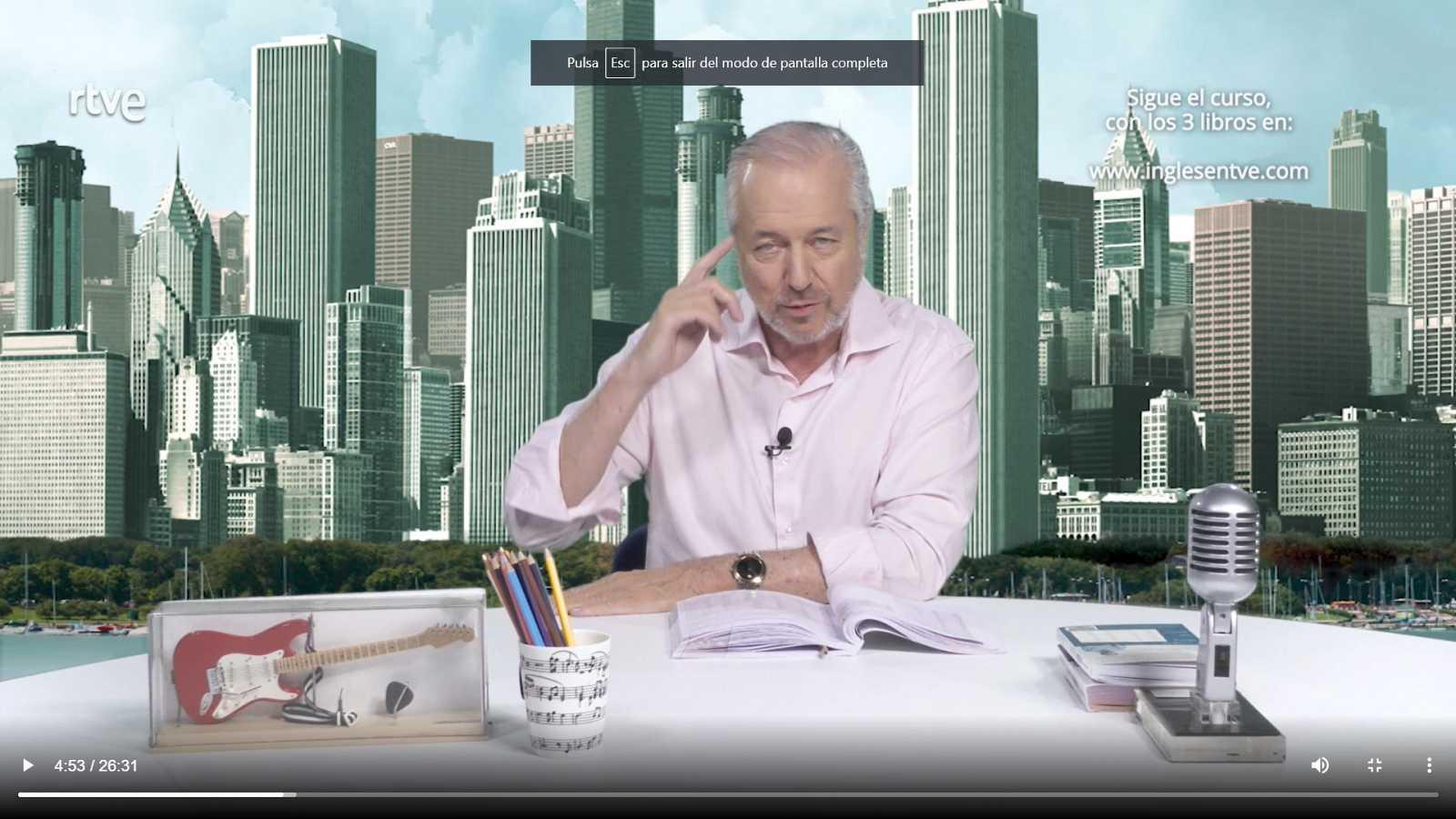 Inglés en TVE - Programa 317 - ver ahora