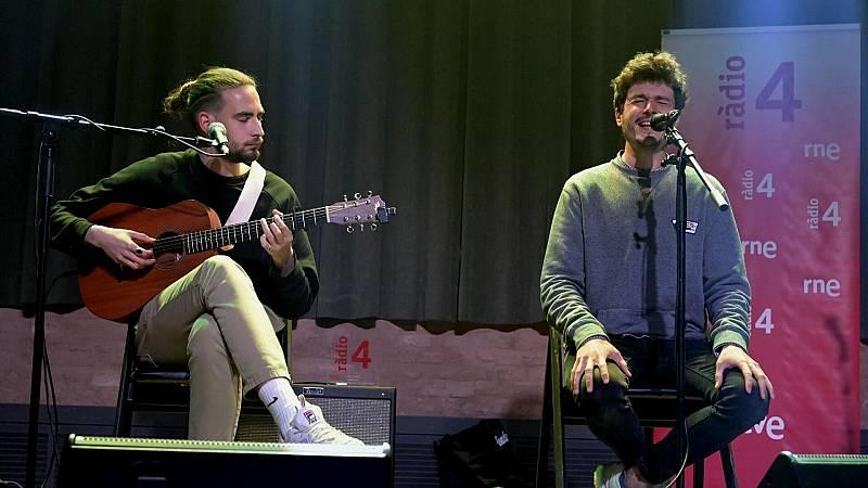 Miki Núñez, guanyador del Premi Disc Català de l'Any de Ràdio 4