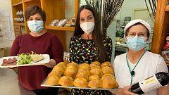 Aquí la Tierra - Empanadas de patatas, elaboración típica de Jumilla