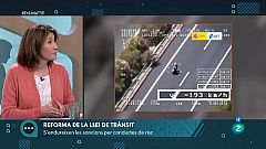 En Línia - La reforma de la llei de trànsit