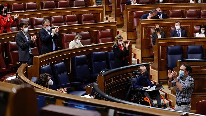 Iglesias acude a su último Consejo de Ministros y Sánchez cierra una nueva remodelación tras su salida