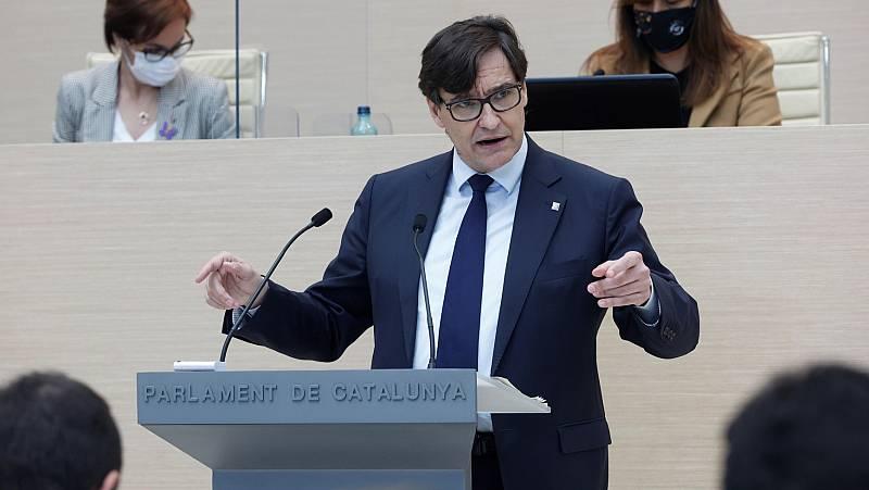 """Illa advierte de que repetir un Govern """"sin la mínima lealtad y cohesión"""" entre ERC, Junts y la CUP abocará a Cataluña """"al fracaso"""""""