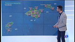 El temps a les Illes Balears - 30/03/21