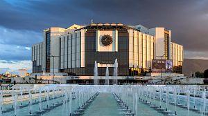 Un palacio para el pueblo: Palacio nacional Cultura de Sofía