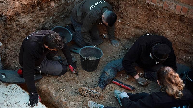 El Gobierno autoriza la exhumación de varios restos en El Valle de los Caídos