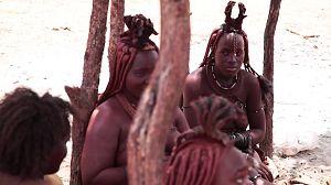 Descubrir: Namibia