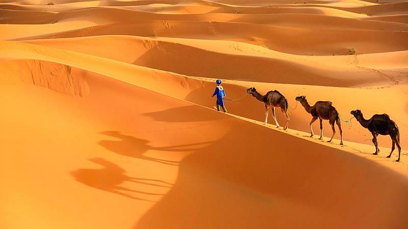 Otros documentales - Nacido explorador: Marruecos, los últimos nómadas - ver ahora