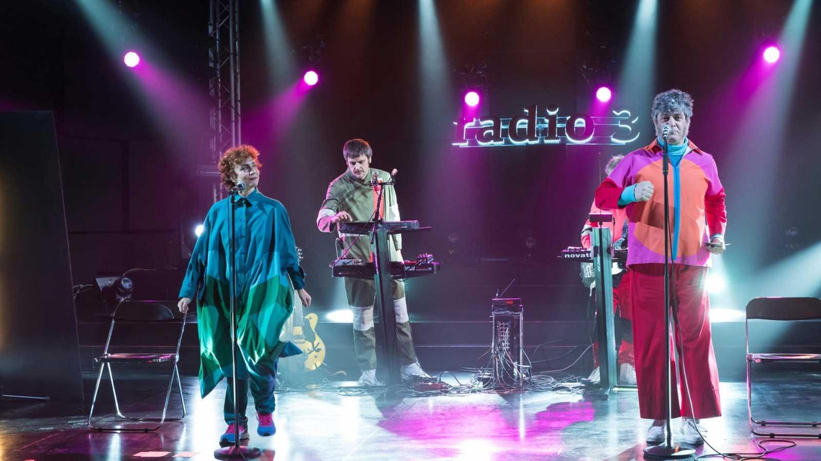 Los conciertos de Radio 3 - L KAN - ver ahora