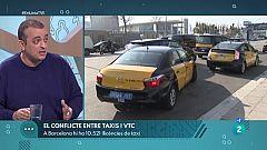 En Línia - El conflicte entre el taxi i els VTC