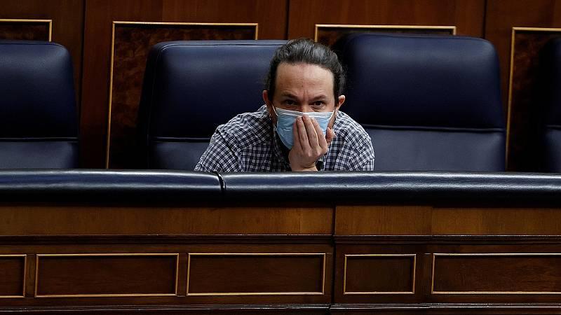 """Iglesias: """"Yolanda Díaz puede ser la próxima presidenta de este país"""""""