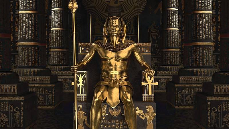 Otros documentales - El reino perdido de los faraones - ver ahora
