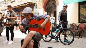 Diario de un ciclista: Etapa 1. De Cádiz a Lebrija