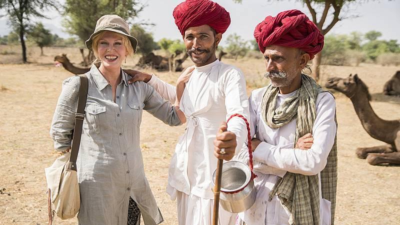 El viaje a la India de Joanna - Episodio 2 - Ver ahora