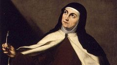 El Condensador de Fluzo - Curiosidades históricas - La muerte de Santa Teresa
