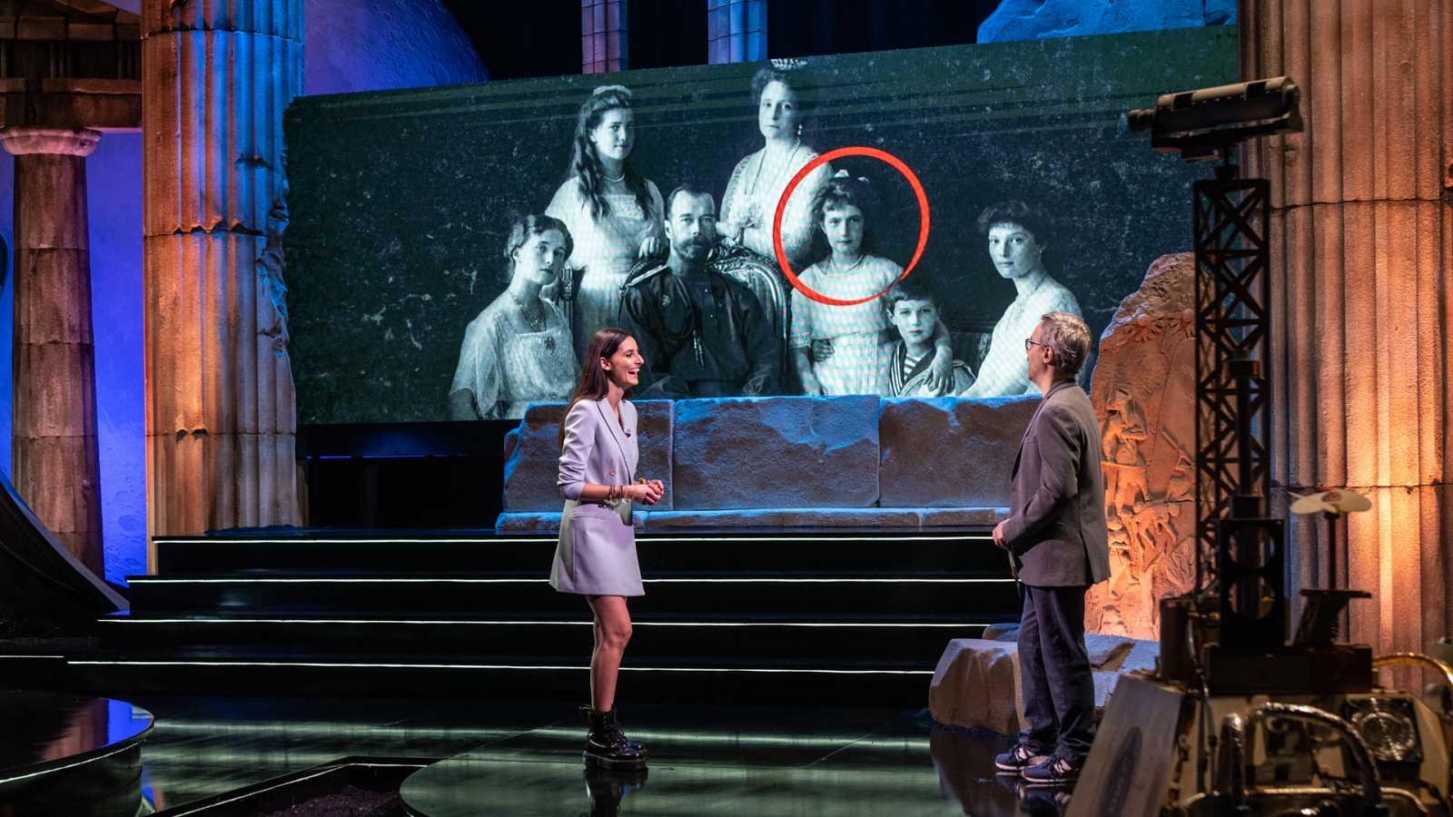 El Condensador de Fluzo - Fake News históricas - Franziska, la suplantadora de Anastasia