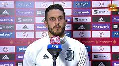 """Koke: """"Hemos sido contundentes a la hora de encontrar gol"""""""