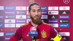 """Fútbol - Clasificación Mundial 2022. Programa """"Estudio Estadio Selección"""": Postpartido España - Federación de Fútbol de Kosovo"""