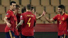 Resumen y goles del España 3-1 F.F. Kosovo de clasificación al Mundial de Catar 2022