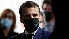 Macron extiende el confinamiento a toda Francia y cierra los centros educativos tres semanas