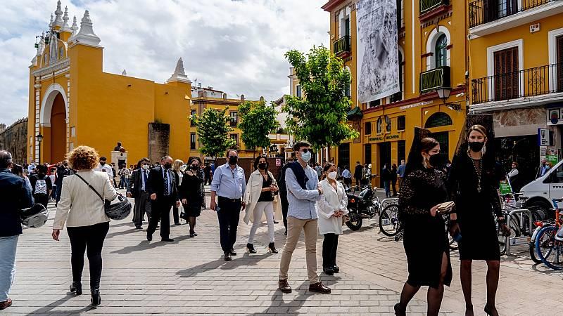 Una nueva Semana Santa sin turistas deja pérdidas económicas en las ciudades con más tradición