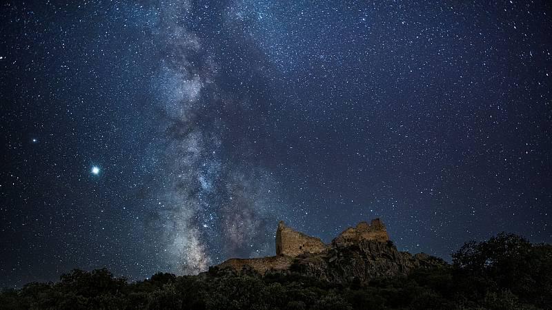 Científicos españoles descubren una nueva región en la Vía Láctea