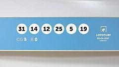 Sorteo de la Lotería Lototurf del 02/04/2021