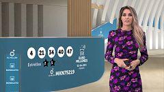 Sorteo de la Bonoloto y Euromillones del 02/04/2021
