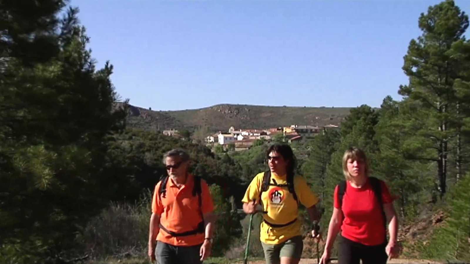 Senderos de Gran Recorido - GR 66 Cuenca - ver ahora