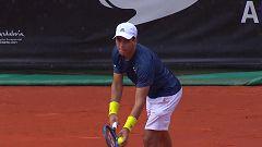 Tenis - ATP Challenger Marbella. 2ª Semifinal:  J. Munar - M. Vilella Martínez