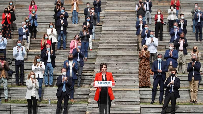 Las denuncias ante la junta electoral avivan la precampaña en Madrid