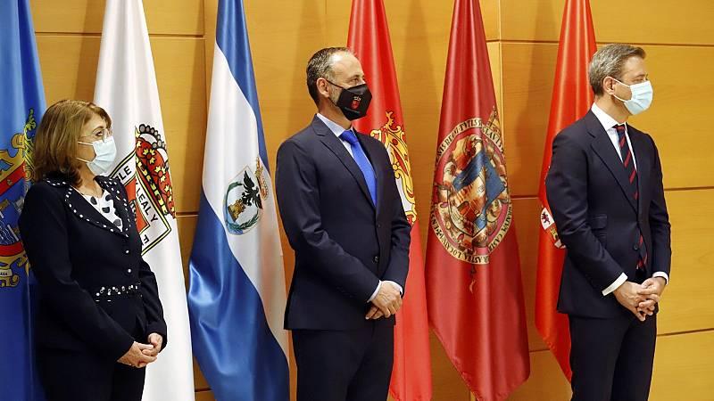 Murcia completa su Gobierno con la toma de posesión de tres nuevos consejeros