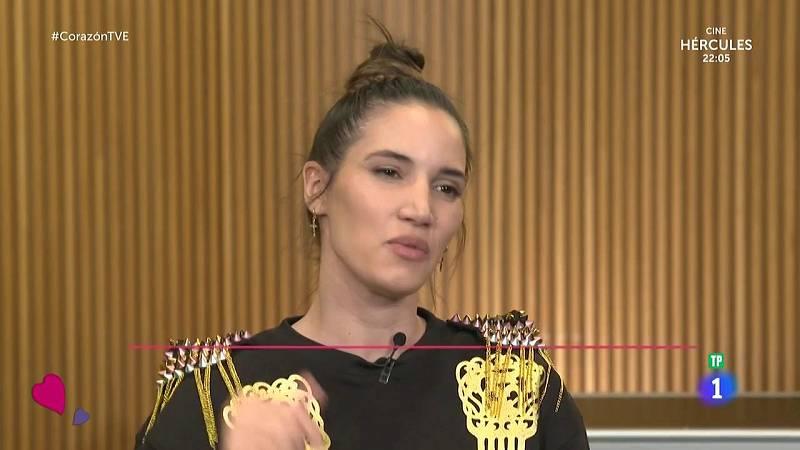 Corazón - India Martínez: 'Mi experiencia amorosa está en su máximo exponente'