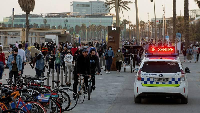 Las fiestas ilegales y los botellones se repiten pese a la pandemia