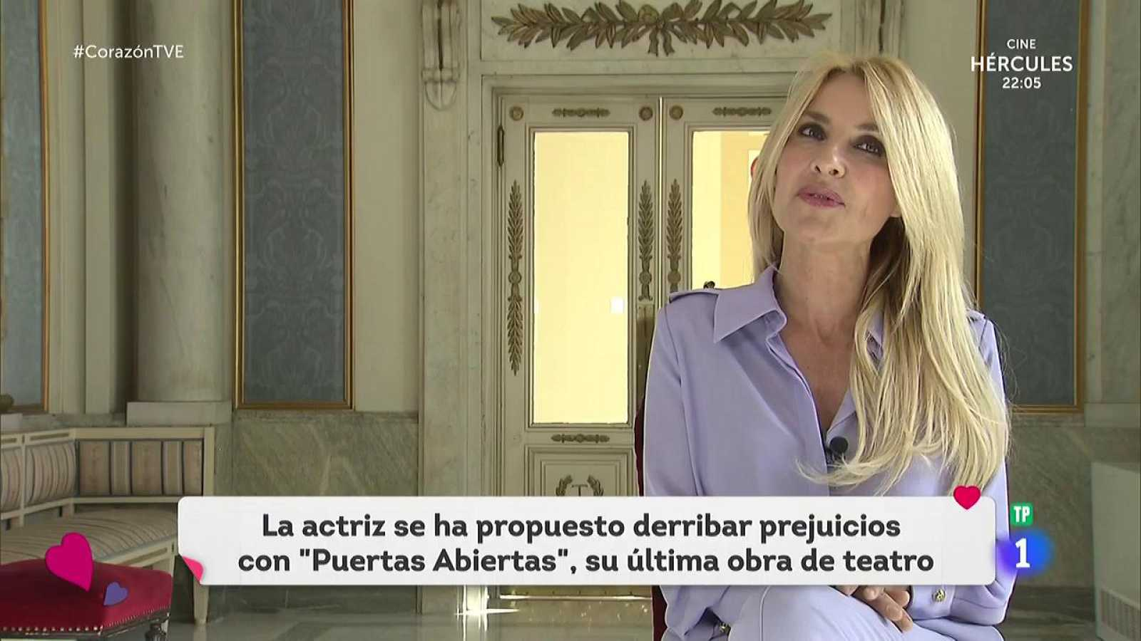 Corazón - El reto de Cayetana Guillén-Cuervo