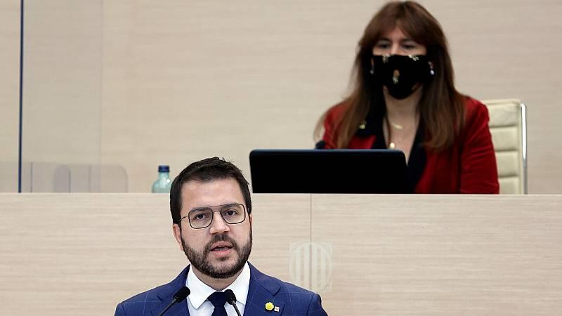 Junts y ERC, lejos del acuerdo para la investidura en Cataluña