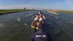 Remo - Regata Oxford-Cambridge. Prueba masculina