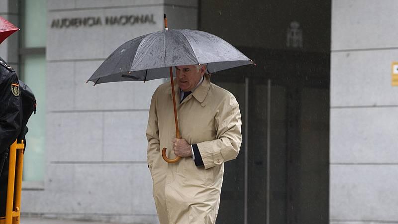 Bárcenas sale de la cárcel para un permiso de seis días