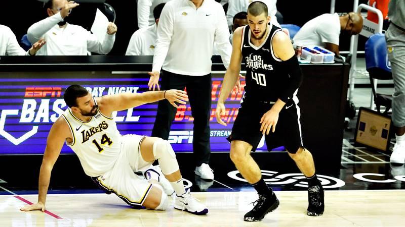 Los Clippers apalizan a unos Lakers que siguen mermados por las lesiones