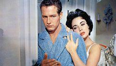 'La gata sobre el tejado de Zinc', la irresistible química de Newman y Taylor, este lunes en 'Días de Cine Clásico'