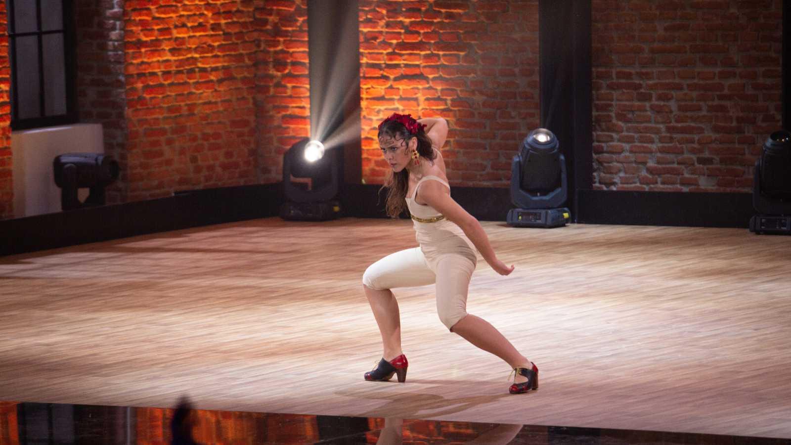 The Dancer - Macarena demuestra su arte en las audiciones de 'The Dancer'