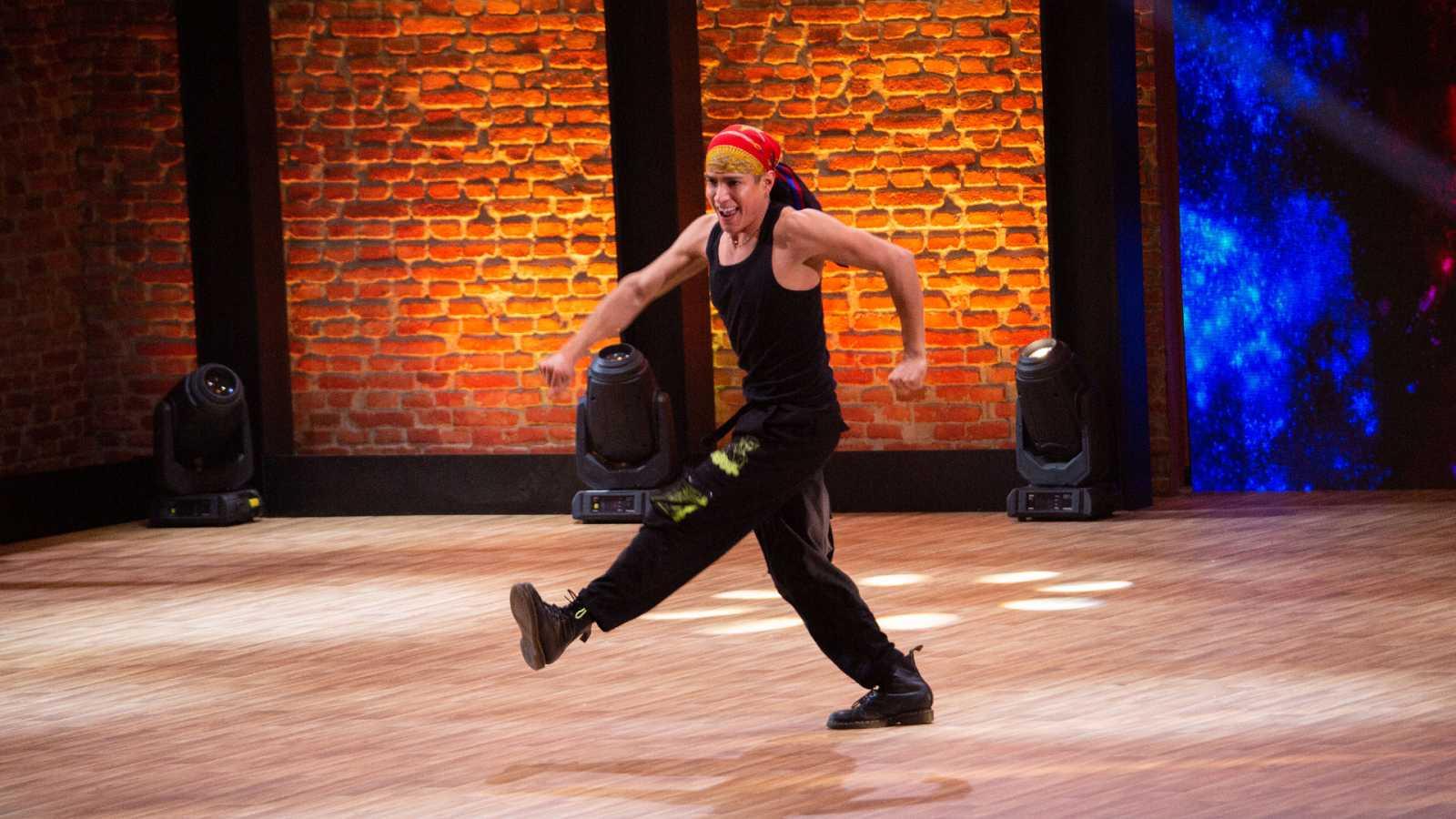 The Dancer - Exon conquista en las primeras audiciones de 'The Dancer'