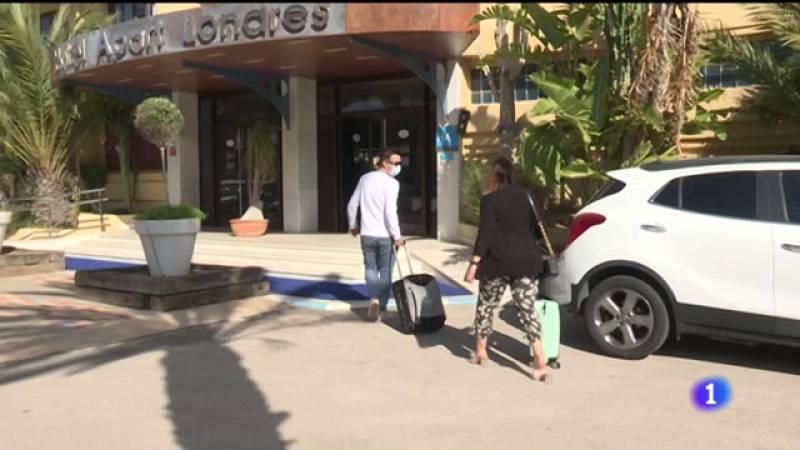 Dos videos donde se habla del balance del turismo en Semana Santa en la Región de Murcia