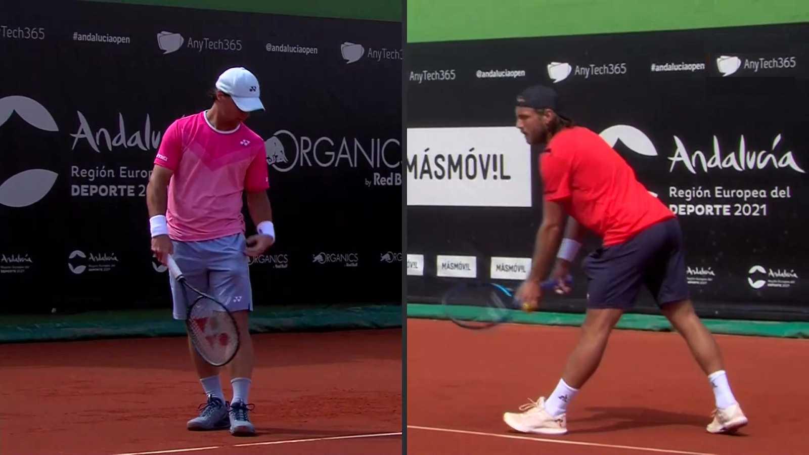 Tenis - ATP 250 Torneo Marbella: L. Pouille - R. Berankis - ver ahora