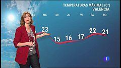 El Tiempo en la Comunitat Valenciana - 05/04/21