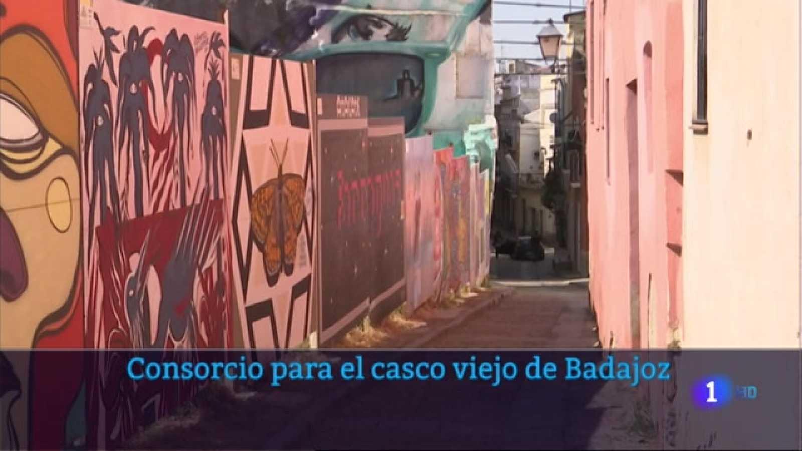 Consorcio para el casco antiguo de Badajoz - 05/04/2021