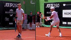Tenis - ATP 250 Torneo Marbella: H. Rune - S. Kwon