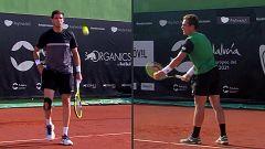 Tenis - ATP 250 Torneo Marbella: R. Carballés - F. Delbonis